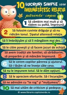 Relatia parinte copil 4 Kids, My Children, Learn Sign Language, Conversation Topics, School Staff, Emotional Intelligence, Kids Education, Social Platform, Kids And Parenting