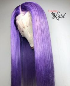 New Snap Shots purple wig Popular Real human hair wigs supply the least developed glimpse in addition to feel. Baddie Hairstyles, My Hairstyle, Weave Hairstyles, Pretty Hairstyles, Formal Hairstyles, Funky Hairstyles, Pixie Haircuts, Medium Hairstyles, Latest Hairstyles