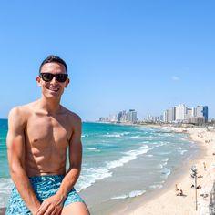 We found the perfect vantage point of the Mediterranean Sea meets the skyline of sunny Tel-Aviv. #travelnoregrets  #telaviv #VisitIsrael  #israel #travelphotography #instatravel #wanderlust #passionpassport #travelawesome #travelandlife #worldplaces #wanderer #instagood #photooftheday #gay #gaytravel #gaycouple #instagay #lgbt #gaytraveller #wearetravelgays #thegaypassport #gaysuitcase #boyswhotravel #gaygram Visit Israel, Mediterranean Sea, Tel Aviv, Gay Couple, Boys Who, Middle East, Lgbt, Travel Photography, Wanderlust