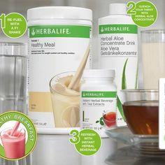 herbalife shake kalorier