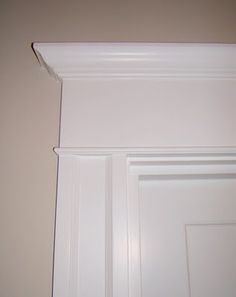 h&ton style door moulding - Google Search & 9\