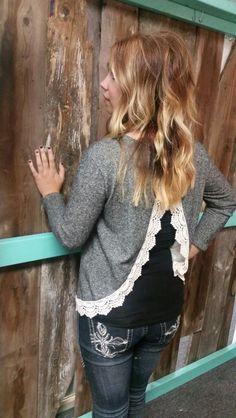 Super Cute knitted Crochet Top!! #turquoisejunkiebtq  Www.tqjboutique.com