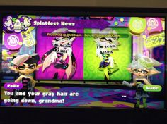 this is the statement that brought the falling out the squid sisters.