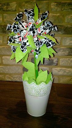 kreatywnyMaks: Cukierkowe drzewko :)