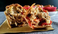 Muffins salés vegan