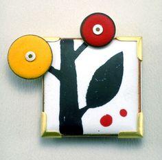 HEINZ BRUMMEL-USA  http://www.heinzbrummel.com/profile.htm jeweler.enamelist.sculptor