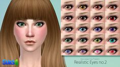 All Realistic Eyes by Me :) Non-default Download... | manuea Pinny