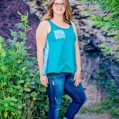 New Horizons Key West Tank Womens