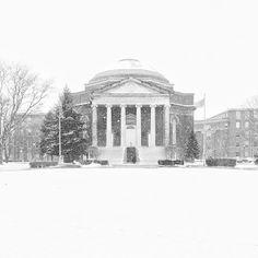 Hendricks Chapel at Syracuse University Syracuse New York, Syracuse University, University Life, Jet Plane, Schools, Taj Mahal, College, Seasons, Times