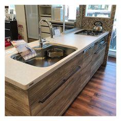 home(m. Kitchen Island, Sink, Home Decor, Island Kitchen, Sink Tops, Vessel Sink, Decoration Home, Room Decor, Vanity Basin