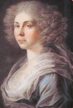 Duchess Charlotte Georgine of Mecklenburg-Strelitz
