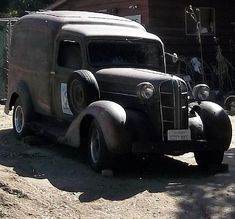 1936 dodge pickups | 1936 Dodge Panel Truck Picture 4