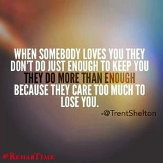 When somebody loves you... Narcissistic Abuse Recovery