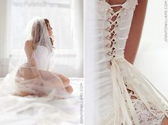 Wedding Boudoir---say you say must have?? I don't care how fit you are..this is just plain sexy!
