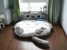Studio Ghibli My Neighbor Totoro oversized sofa bed