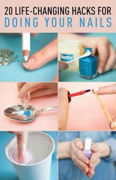 What every woman *needs* to know about doing her nails � ( Doorklikken naar de site)