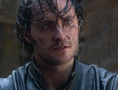 I seriously never get enough of this wet Guy scene. Robin Hood Bbc, What Makes A Man, John Thornton, Tortured Soul, Gray Eyes, Human Soul, Richard Armitage, Dark Hair, Sexy Men