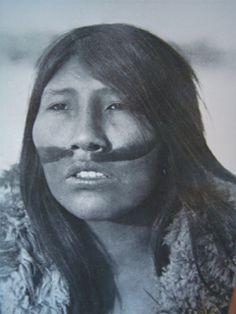 Tierra del Fuego - Ona or Selknam Tribe