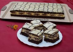 Bread Recipes, Cookie Recipes, Dessert Recipes, Cream Cheese Flan, Romanian Desserts, Fantasy Cake, Polish Recipes, Pastry Cake, Ice Cream Recipes