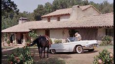 my dream house - the original The Parent Trap ranch house.