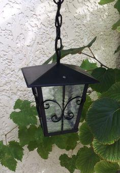 Buitenlamp zwart metaal Bird, Outdoor Decor, House, Home Decor, Decoration Home, Home, Room Decor, Birds, Home Interior Design
