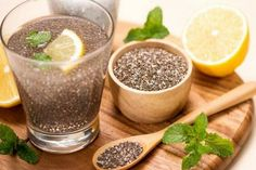Smoothie, 100 Calories, Chia Seeds, Cantaloupe, Clean Eating, Nutrition, Healthy Recipes, Vegan, Fruit