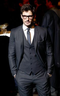 David Gandy, el gran top model masculino