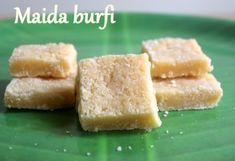 #Maida #burfi #Recipe by Charus Cuisine on Plattershare