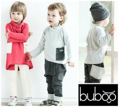 Buboo Stylish Grey sets POCKET SS15. Stylish Kids Clothes, Stylish Kids, Buboo style, Kids Fashion, Toddler Clothes.