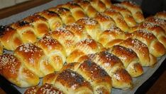 Recepty - Strana 2 z 44 - Vychytávkov Czech Recipes, Ethnic Recipes, Bread Rolls, Hot Dog Buns, Hot Dogs, No Bake Cake, Amazing Cakes, Finger Foods, Croissant