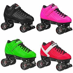 New Adult Roller Derby Elite Stomp 5 Speed Skates Men Size 4-12 #RollerDerby