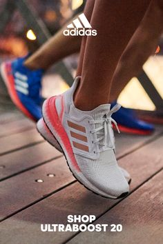 Ultraboost 20 transforms all levels of running. Addidas Shoes Mens, Adidas Shoes Women, Jordan Shoes Girls, Girls Shoes, Aesthetic Shoes, Adidas Running Shoes, Cute Sneakers, Hype Shoes, Fresh Shoes