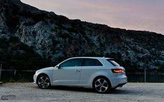 SED-CARS | 2012 Audi A3 2.0 TDI Gletscherweiß Metallic