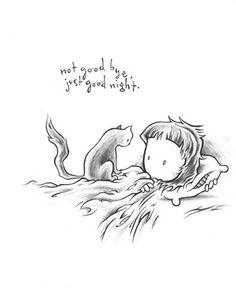 Kurt Halsey - Miss you Sammy Animal Drawings, Cute Drawings, Drawing Animals, Kurt Halsey, Soft Kitty Warm Kitty, Cat People, Book Images, Cat Tattoo, Pet Memorials