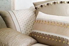 Tecidos Aldeco, colecção Optimist - à venda na Nova Decorativa! #decoração #tecidos #homedecor #fabrics #Aldeco