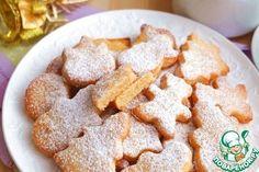 Мягкое творожное печенье - кулинарный рецепт