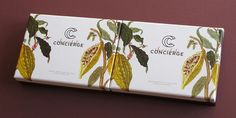 Chocolate Concierge — The Dieline | Packaging & Branding Design & Innovation News