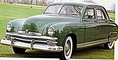1950 Kaiser DeLuxe Vagabond