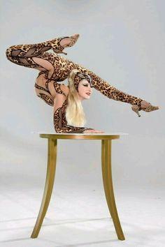 ballerina julia contortion porn