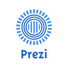 """Module 4. I discovered a new way of doing presentations with Prezi, which allows you to """"go deeper"""" into whatever subject you're explaining with its zooming in and out. They have great templates that enable you to present the information professionally and in an orderly fashion. Go to Prezi by pressing on the picture!"""