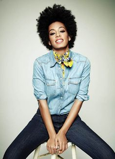 Solange Knowles @ Rollacoaster