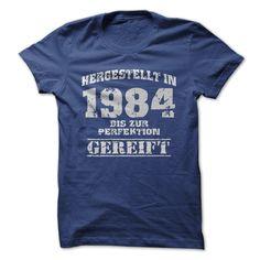 (Tshirt Amazing Choose) 1984 BIS ZUR PERFEKTION GEREIFT Coupon 10% Hoodies Tees Shirts