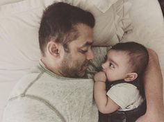 Salman Khan has always been a family man and goes to great lengths for the ones he loves. He's incredibly fond of his youngest sister Arpita Khan and it's but natural that Sallu dotes on her little son Ahil.   #bollywood celebrity #celebrity news #latest bollywood news