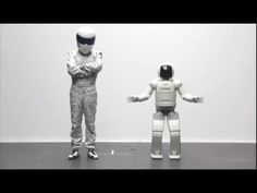 The Stig vs Asimo - Top Gear Magazine - Top Gear