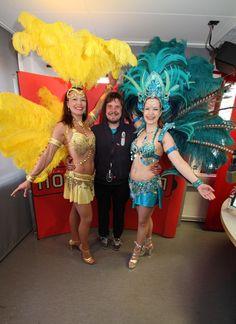 Helsinki Samba Carnaval -juhlakulkue tuo lattaritunnelmia ...