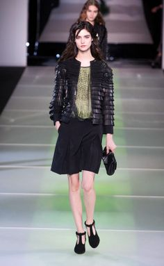 Giorgio Armani - Fall/Winter 2013-2014 Milan Fashion Week