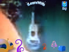 Guitar from iLearn With Planet Boing.