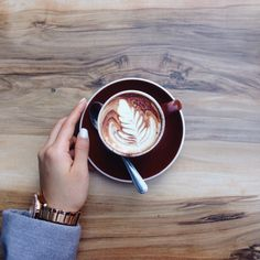 4 different cafes located in the heart of Sydney coffee addicts will love http://townske.com/guide/3949/sydneys-coffee-and-catch-ups