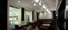 LEMAYMICHAUD | INTERIOR DESIGN | ARCHITECTURE | QUEBEC | Hotel Manoir Victoria Architecture, Quebec, Conference Room, Victoria, Interior Design, Table, Furniture, Home Decor, The Mansion