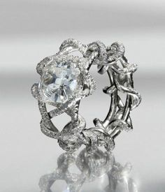 Diamond Thread Ring, JAR